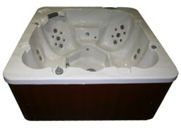 Coyote Spas Hot Tub Range by Arctic Spas Norwich